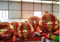 Inflatable Event Structures Decoration 2.5m Gloden Mirror Balloon